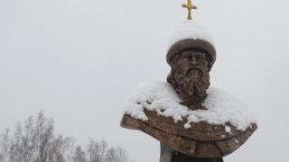 Бюст Ивана Грозного, Ирково, Владимирская область