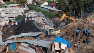พื้นที่ชานกรุงแห่งนี้เป็นแหล่งทิ้งขยะมานานกว่า 50 ปี