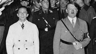 गोबेल्स आणि हिटलर
