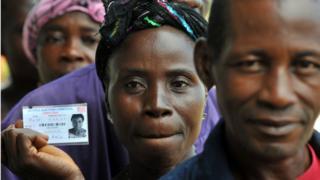 Liberia elections BBC