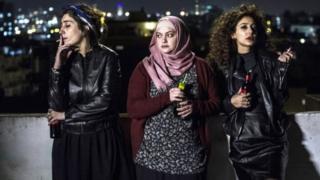 فتوا علیه کارگردان زن فلسطینی