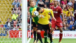 Liverpool na Watford