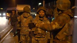 Vojska na ulicama Kejptauna