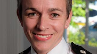 Sussex Deputy Chief Constable Olivia Pinkney