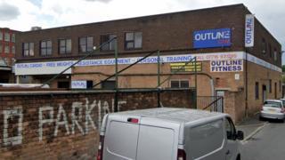 Outline Health & Fitness Centre on Lever Street, Bolton