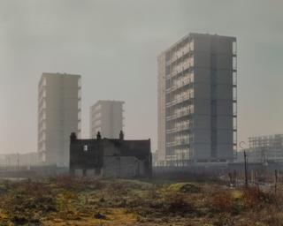 Stifford Estate, Stepney Green, 1961