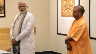 नरेंद्र मोदी, आदित्यनाथ योगी, भाजपा, उत्तर प्रदेश चुनाव