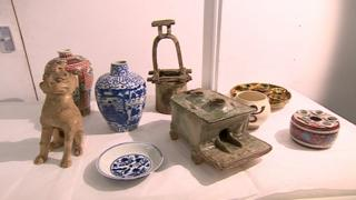 15th Century Chinese artefacts