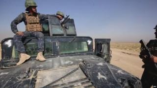 Kirkuk, Iraq, Army