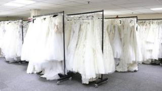 Wedding dresses from Berketex bride