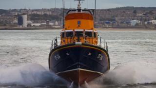 Aberdeen lifeboat