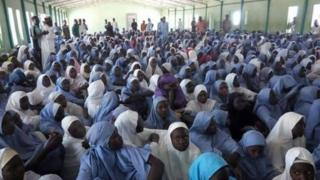 US say dem condemn di kidnap of di girls with strong term.