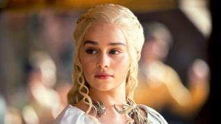 Game of Thrones star Emilia Clarke