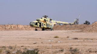 सैन्य हेलीकॉप्टर