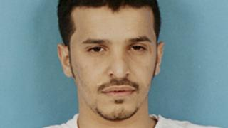 Saudi interior ministry handout showing Ibrahim al-Asiri (7 May 2012)