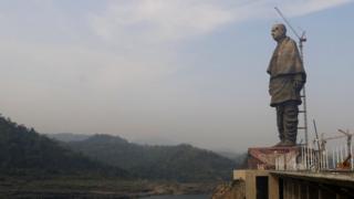 सरदार पटेल की मूर्ति