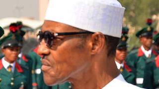 Majeshiya Nigeria na ziara ya raisi