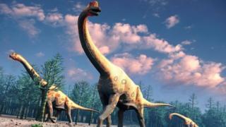 Braquiosaurios