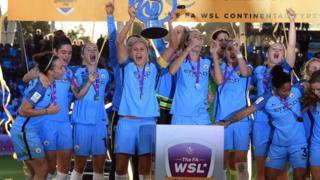 Manchester City Women beat Birmingham City Ladies on Sunday