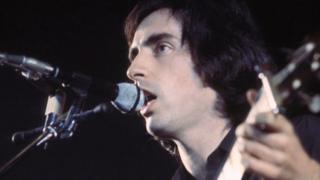 Lluis Llach en 1976