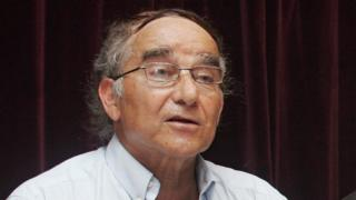 Roger Pinto, 2006 file pic