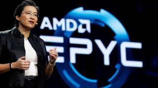 美國半導體企業AMD的首席執行官蘇姿豐博士(Dr Lisa Su)