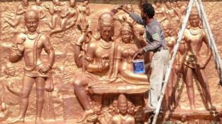 शिव की मूर्ति