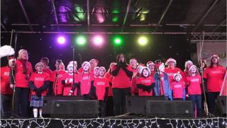 Foster for Fife Choir