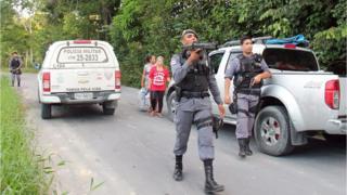 penjara, brasil