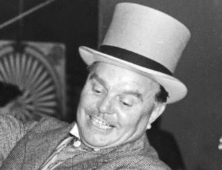 Billy Butlin in 1954