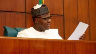 Yakubu Dogara, Speaker Nigeria House of Representative
