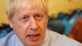 Başbakan Boris Johnson