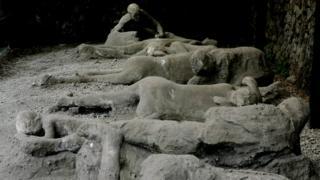 У жителей Помпеи не было никакого шанса спастись от извержения Везувия