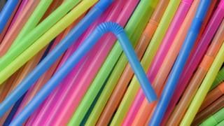 Dr Christian Dunn has called for plastic straws to be banned.