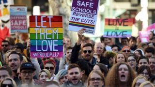Митинг в Сиднее