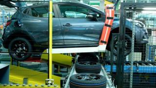 Renault plant