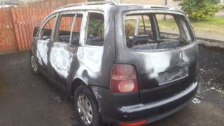 Derry arson