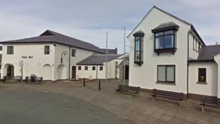 Castletown civic centre