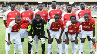 Timu ya Kenya Harambee Stars