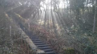 Rivington gardens