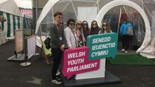 Youth Parliament voting registration launch