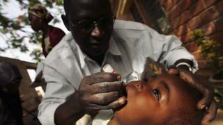 Nigeria, polio