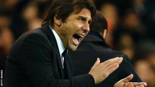 Antonio Conte wa Chelsea asema Tottenhama inaweza kuwania taji la ligi