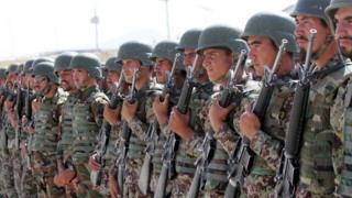 ولسمشر وايي، په راتلونکو څلورو کلونو کې به امنیتي ځواک پر ټول افغانستان واکمن شي.