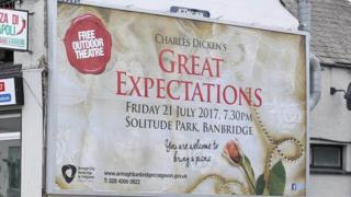 Advertising for Great Expectations