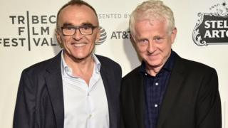 Danny Boyle and Richard Curtis