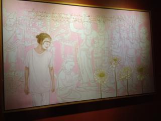 Perempuan (di) Borobudur
