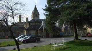 Warneford Hospital, HQ of Oxford Health NHS Foundation Trust