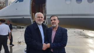 US and Iranian men released in prisoner swap