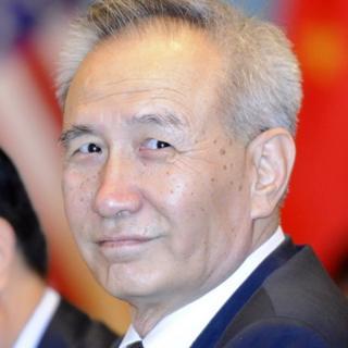 劉鶴:在達沃斯代表中國的經濟智囊
